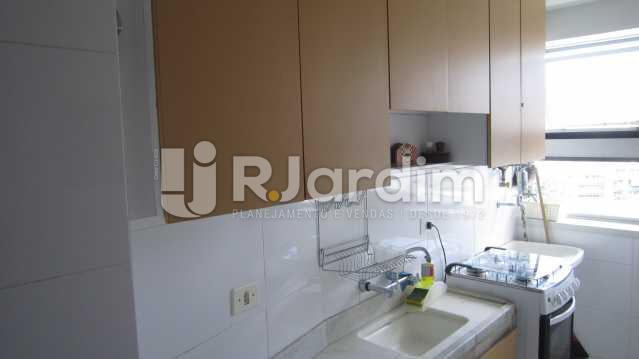 Cozinha/área de serviço - Flat / Residencial / Leblon / Zona sul / Rio de Janeiro RJ - LAFL10013 - 14