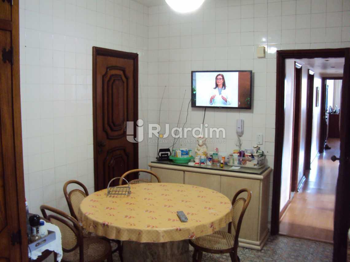 COZINHA  - Apartamento À VENDA, Lagoa, Rio de Janeiro, RJ - LAAP40237 - 21
