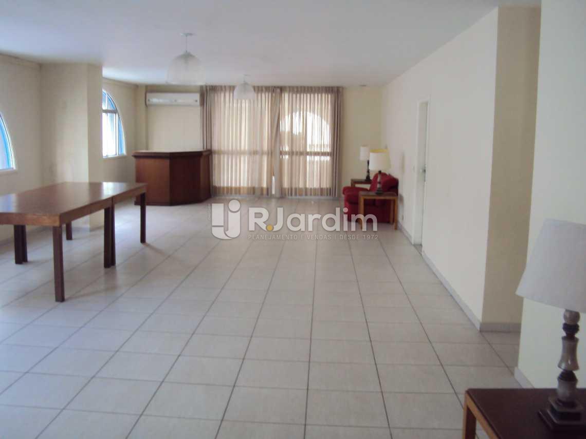 PLAYGROUND - Apartamento À VENDA, Lagoa, Rio de Janeiro, RJ - LAAP40237 - 24