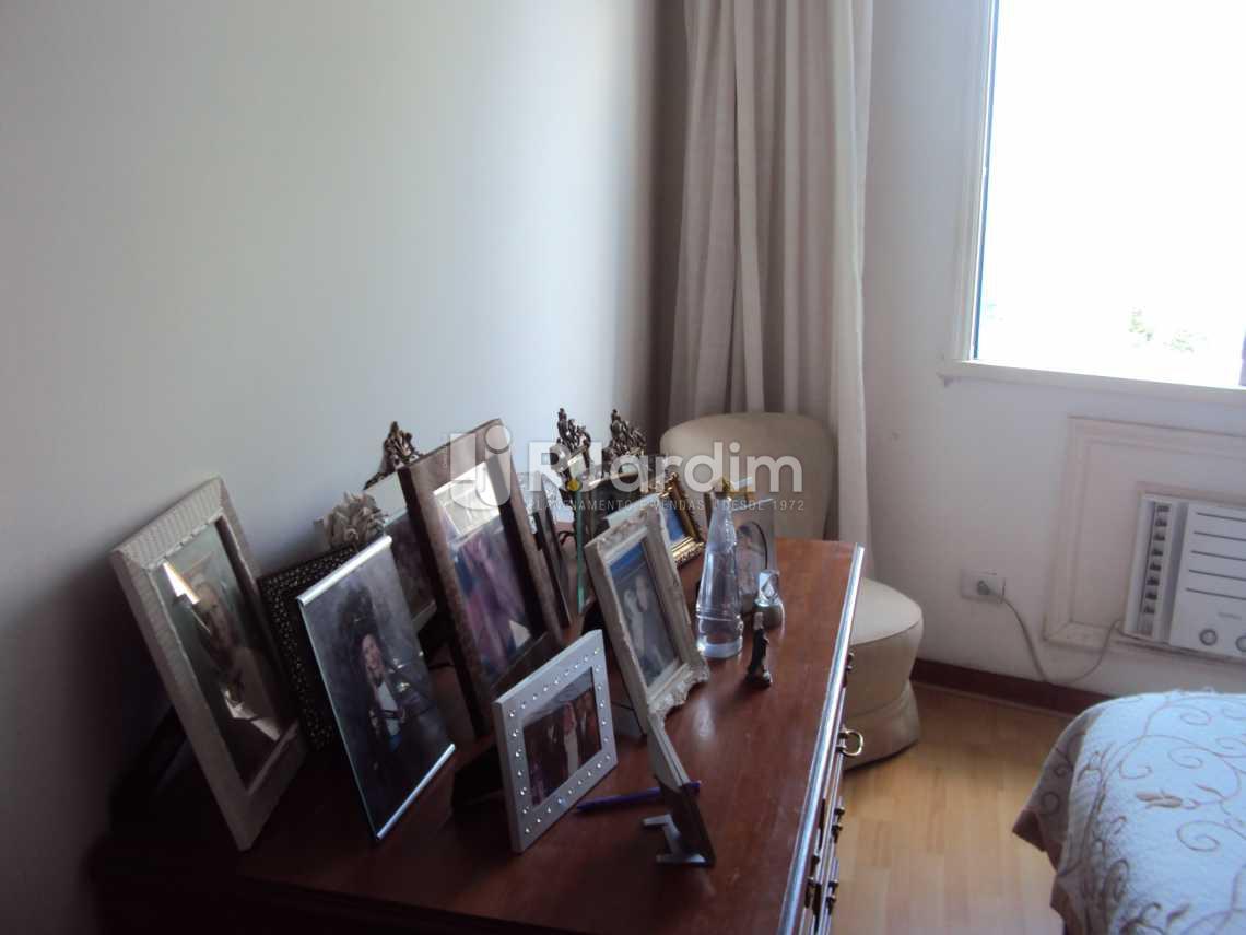 QUARTO  - Apartamento À VENDA, Lagoa, Rio de Janeiro, RJ - LAAP40237 - 14