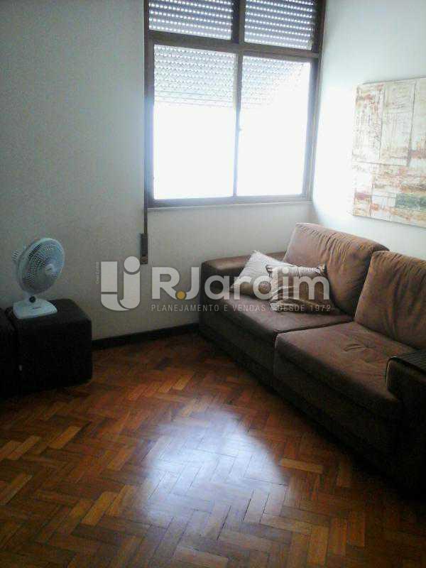 Sala 2 - Apartamento À VENDA, Ipanema, Rio de Janeiro, RJ - LAAP30522 - 5