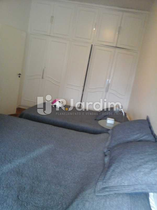 Quarto 1 - Apartamento À VENDA, Ipanema, Rio de Janeiro, RJ - LAAP30522 - 12