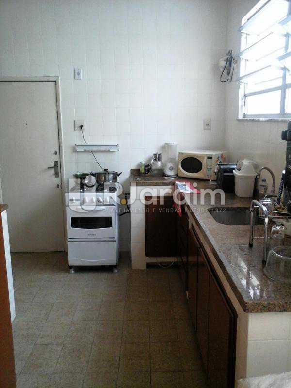 Cozinha - Apartamento À VENDA, Ipanema, Rio de Janeiro, RJ - LAAP30522 - 15