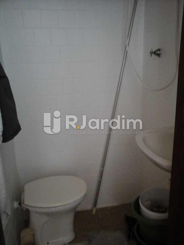 Banheiro - depêndecia - Apartamento À VENDA, Ipanema, Rio de Janeiro, RJ - LAAP30522 - 24
