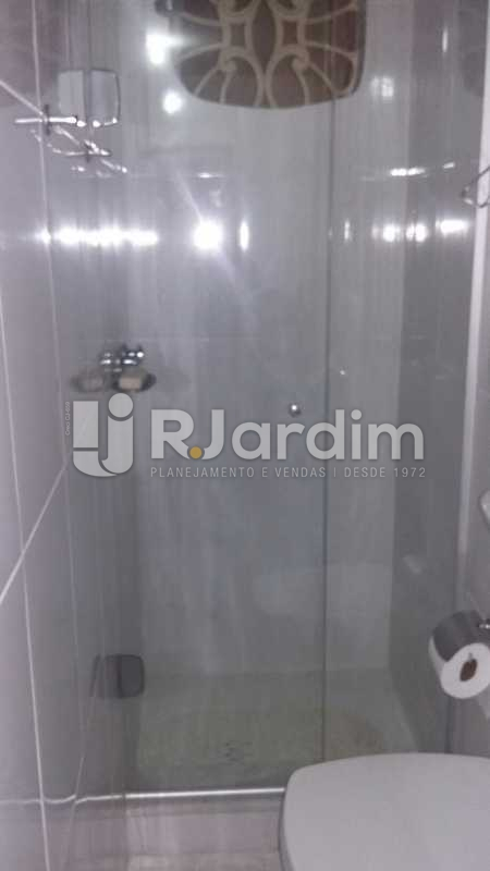 Banho social  - Apartamento / Residencial / Copacabana / Zona sul / Rio de Janeiro RJ - LAAP30540 - 8