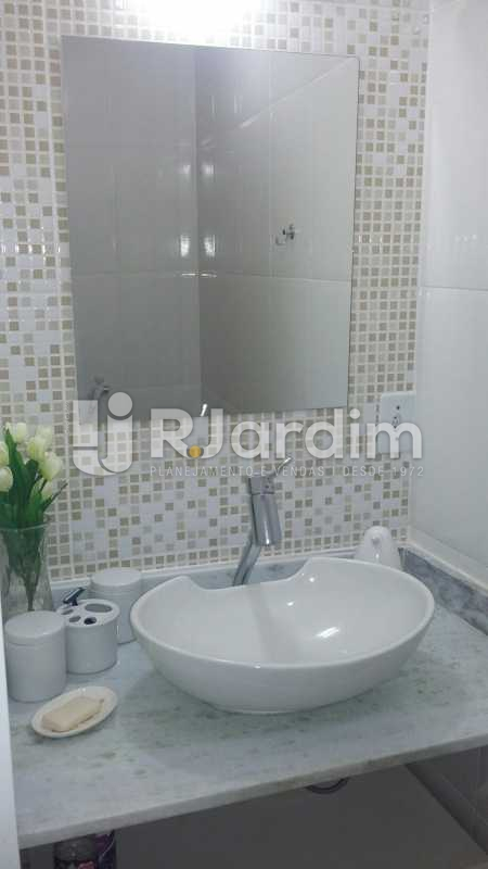 Banho social  - Apartamento / Residencial / Copacabana / Zona sul / Rio de Janeiro RJ - LAAP30540 - 9