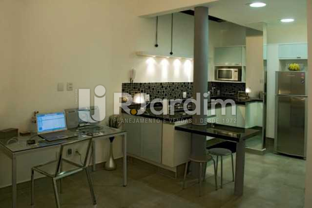 Sala/cozinha - Compra Venda Apartamento Ipanema 1 Suíte - LAAP10113 - 3