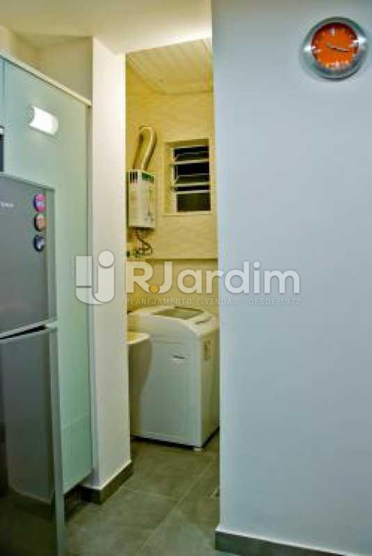 Cozinha/área - Compra Venda Apartamento Ipanema 1 Suíte - LAAP10113 - 14
