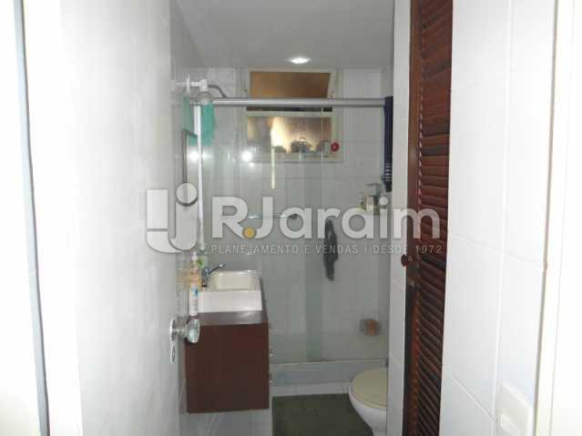 banheiro social - Apartamento À VENDA, Ipanema, Rio de Janeiro, RJ - LAAP20384 - 12