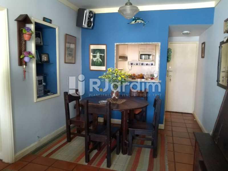 sala / entrada social  - Apartamento À VENDA, Ipanema, Rio de Janeiro, RJ - LAAP20384 - 3