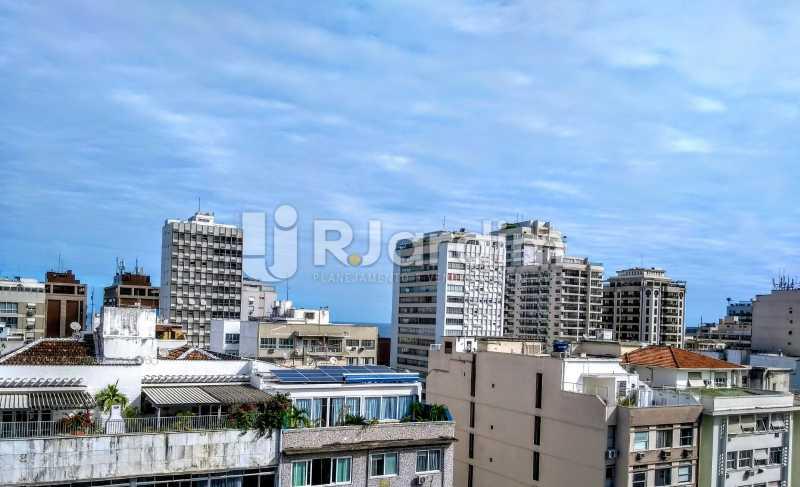 vista / sala  - Apartamento À VENDA, Ipanema, Rio de Janeiro, RJ - LAAP20384 - 1