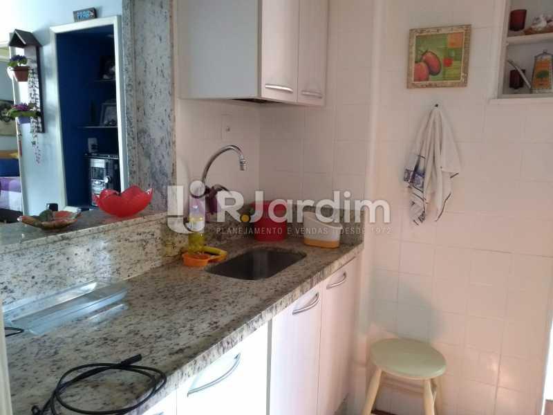 cozinha  - Apartamento À VENDA, Ipanema, Rio de Janeiro, RJ - LAAP20384 - 16