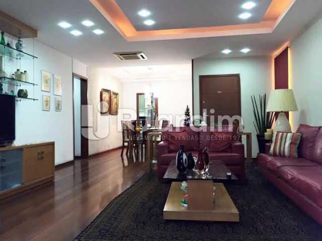 Sala - Apartamento À VENDA, Leblon, Rio de Janeiro, RJ - LAAP40259 - 1
