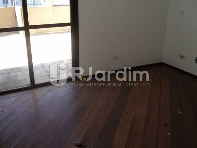 quarto - Cobertura à venda Rua Pio Correia,Jardim Botânico, Zona Sul,Rio de Janeiro - R$ 2.100.000 - LACO40041 - 6