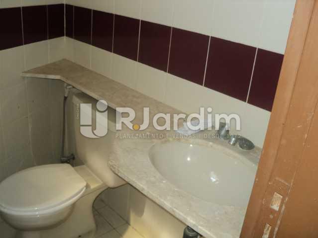 banheiro - Cobertura à venda Rua Pio Correia,Jardim Botânico, Zona Sul,Rio de Janeiro - R$ 2.100.000 - LACO40041 - 11