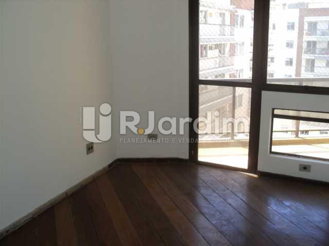 quarto - Cobertura à venda Rua Pio Correia,Jardim Botânico, Zona Sul,Rio de Janeiro - R$ 2.100.000 - LACO40041 - 12