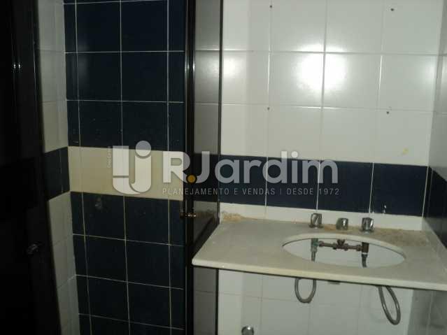 banheiro - Cobertura à venda Rua Pio Correia,Jardim Botânico, Zona Sul,Rio de Janeiro - R$ 2.100.000 - LACO40041 - 14
