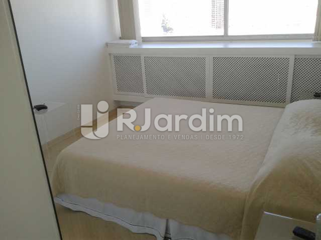 Quarto - Apartamento PARA ALUGAR, Leblon, Rio de Janeiro, RJ - LAAP10116 - 13