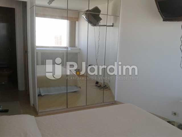 Quarto - Apartamento PARA ALUGAR, Leblon, Rio de Janeiro, RJ - LAAP10116 - 14