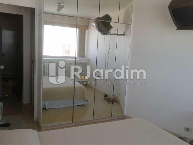 Quarto - Apartamento PARA ALUGAR, Leblon, Rio de Janeiro, RJ - LAAP10116 - 15