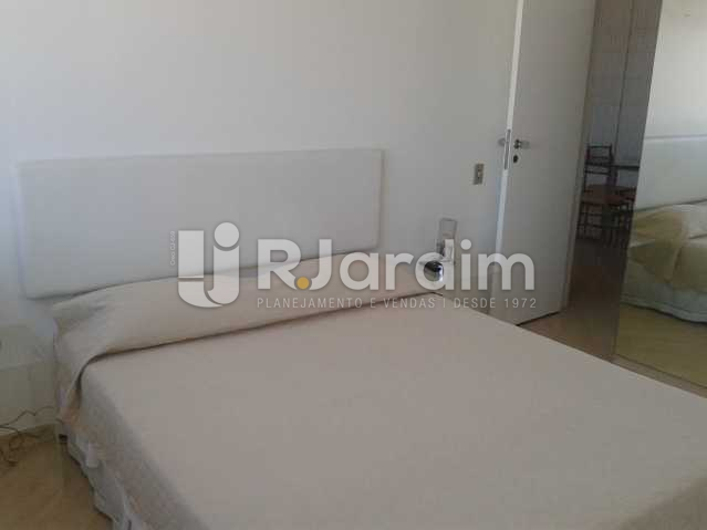 Quarto - Apartamento PARA ALUGAR, Leblon, Rio de Janeiro, RJ - LAAP10116 - 12