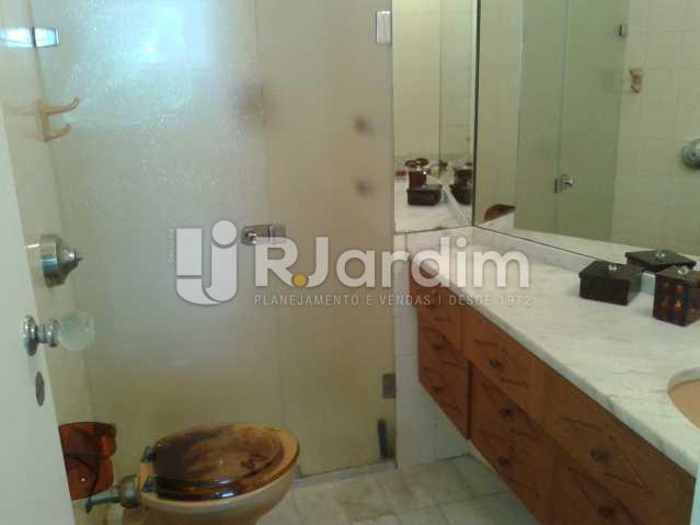Banheiro - Apartamento PARA ALUGAR, Leblon, Rio de Janeiro, RJ - LAAP10116 - 17