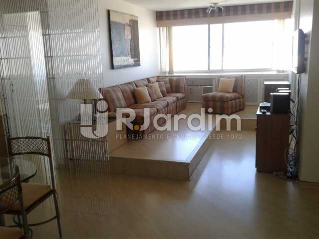 Sala - Apartamento PARA ALUGAR, Leblon, Rio de Janeiro, RJ - LAAP10116 - 6