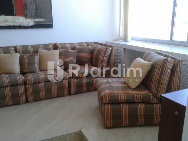 Sala - Apartamento PARA ALUGAR, Leblon, Rio de Janeiro, RJ - LAAP10116 - 7
