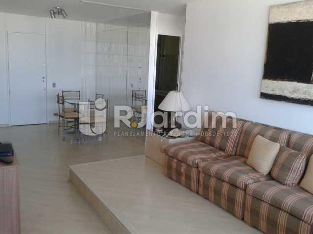 Sala - Apartamento PARA ALUGAR, Leblon, Rio de Janeiro, RJ - LAAP10116 - 11