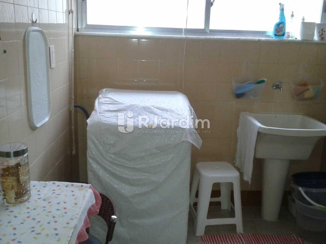 Área - Apartamento 2 Quartos Humaitá Zona Sul Rio de Janeiro RJ - LAAP20397 - 21