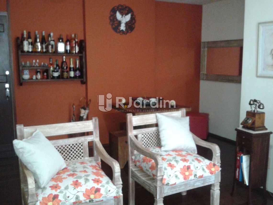 Sala - Apartamento 2 Quartos Humaitá Zona Sul Rio de Janeiro RJ - LAAP20397 - 27
