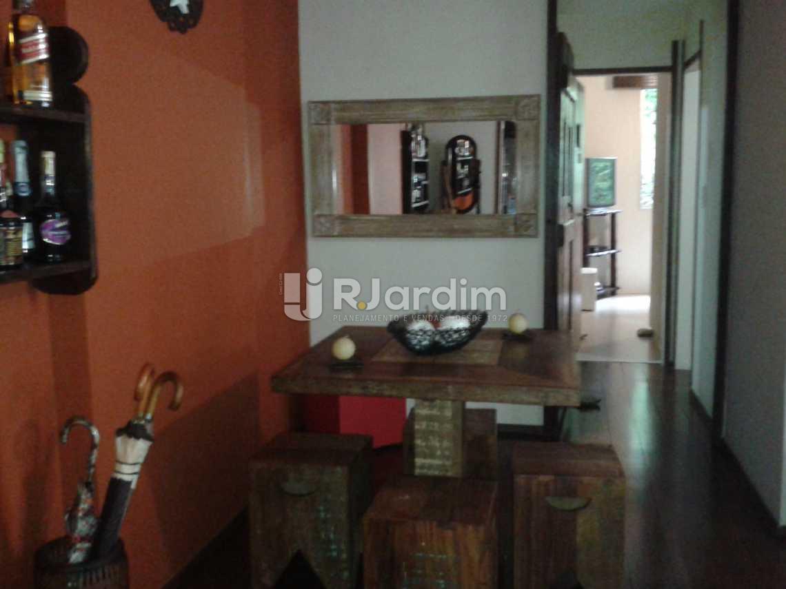 Sala jantar - Apartamento 2 Quartos Humaitá Zona Sul Rio de Janeiro RJ - LAAP20397 - 29