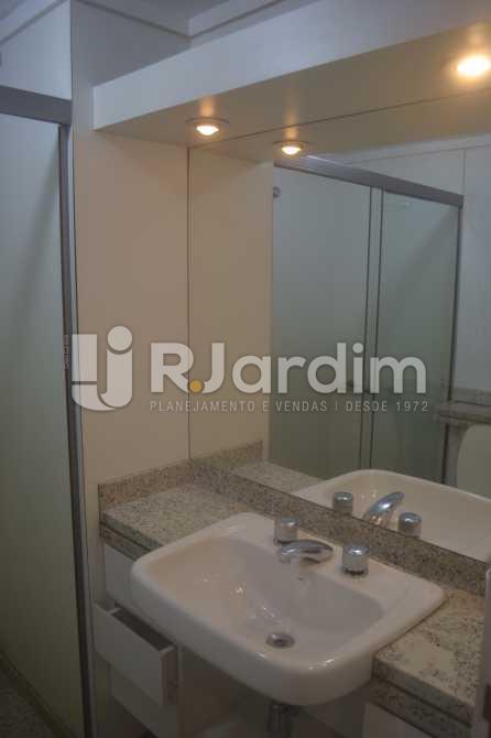 Banho suite 02 - Flat para alugar Avenida Vieira Souto,Ipanema, Zona Sul,Rio de Janeiro - R$ 10.000 - LAFL20013 - 16