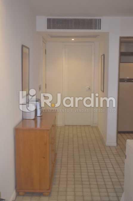Circulação - Flat para alugar Avenida Vieira Souto,Ipanema, Zona Sul,Rio de Janeiro - R$ 10.000 - LAFL20013 - 5