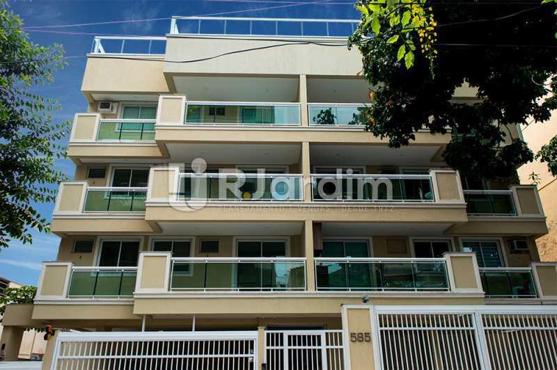 1-fachada - Lançamento Solar Duquesa Tijuca 2 Quartos - LAAP20406 - 1