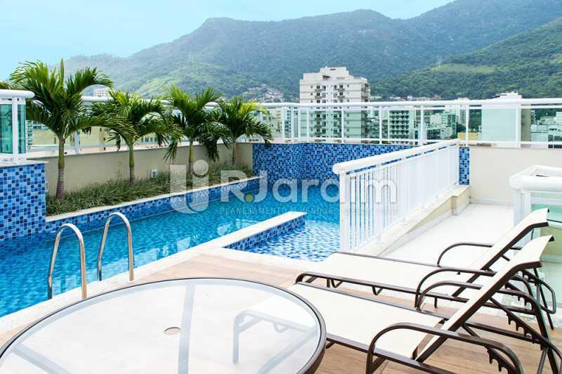 3-piscina - Lançamento Solar Duquesa Tijuca 2 Quartos - LAAP20406 - 13