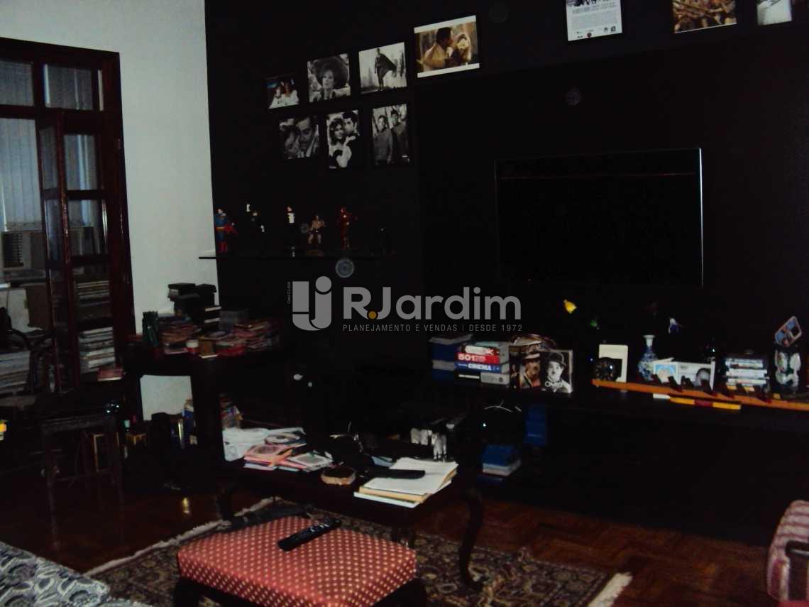 SALÃO - Apartamento 3 Quartos Copacabana Zona sul Rio de Janeiro RJ - LAAP30609 - 5