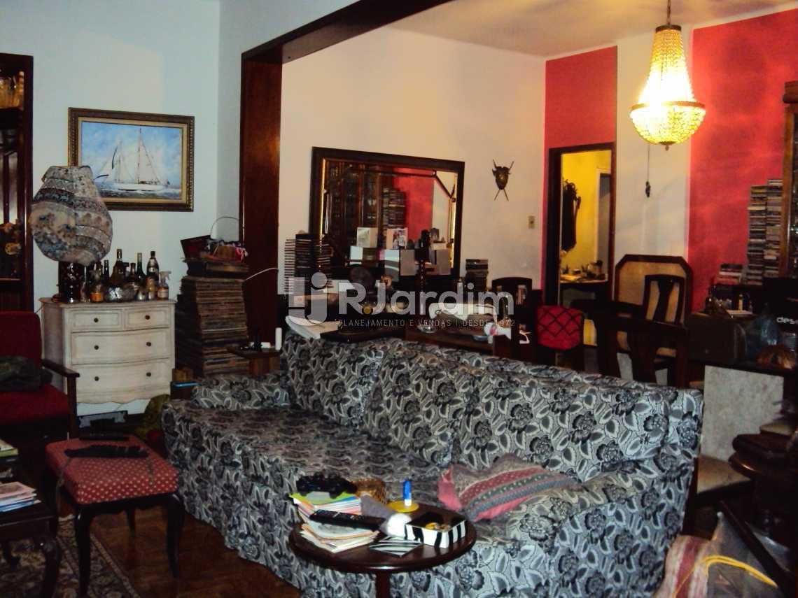 SALÃO - Apartamento 3 Quartos Copacabana Zona sul Rio de Janeiro RJ - LAAP30609 - 4
