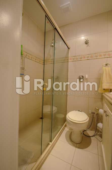 Banheiro social - Apartamento À venda, Copacabana, Zona sul, Rio de Janeiro, RJ - LAAP30611 - 17