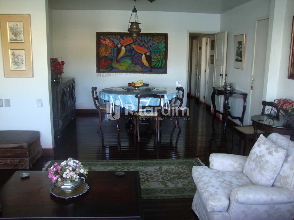 D SALA II - Imóveis Compra Venda Avaliação Apartamento Lagoa 4 Quartos - LAAP40277 - 4