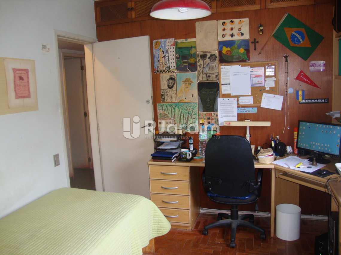 E QUARTO 1A - Imóveis Compra Venda Avaliação Apartamento Lagoa 4 Quartos - LAAP40277 - 9