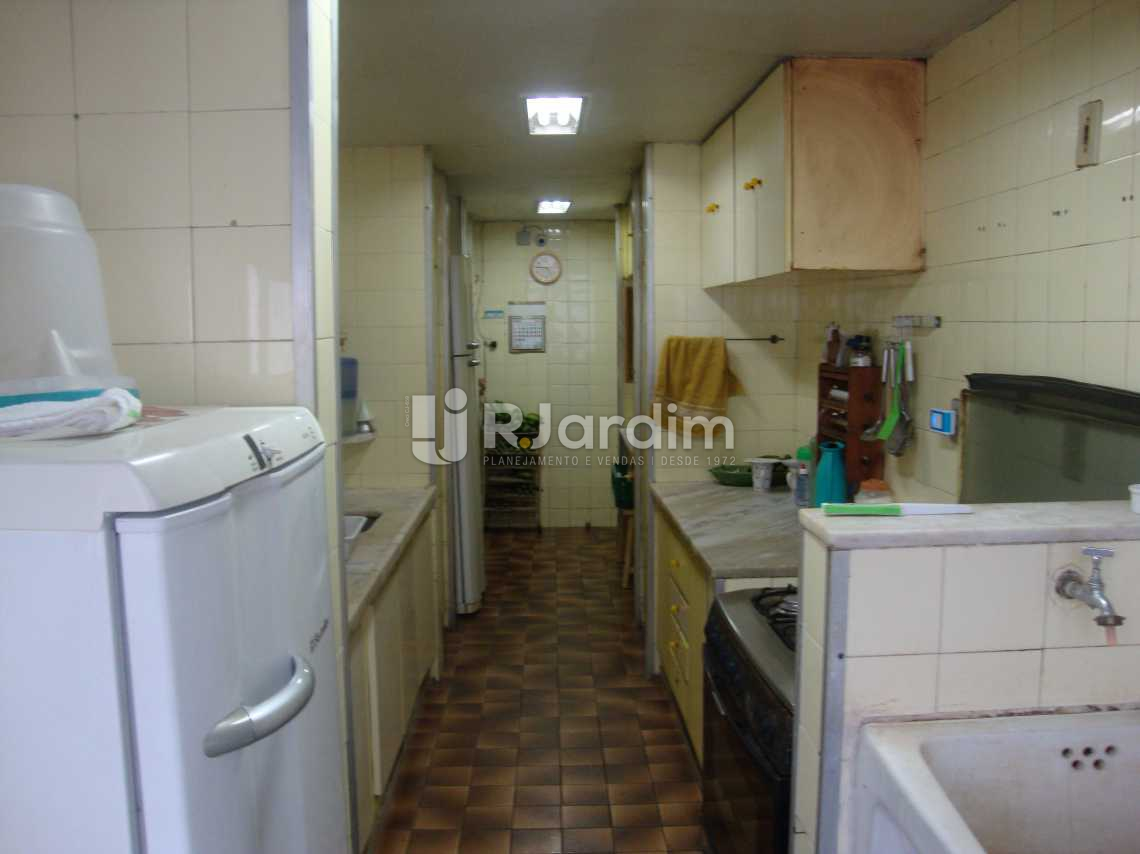 G COZINHA 2 - Imóveis Compra Venda Avaliação Apartamento Lagoa 4 Quartos - LAAP40277 - 15