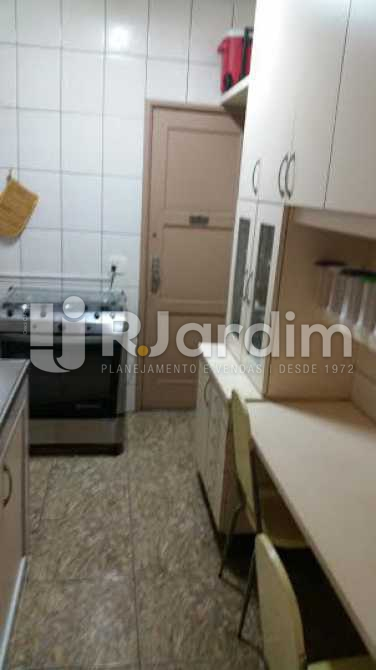 Cozinha - Apartamento À VENDA, Copacabana, Rio de Janeiro, RJ - LAAP30620 - 6