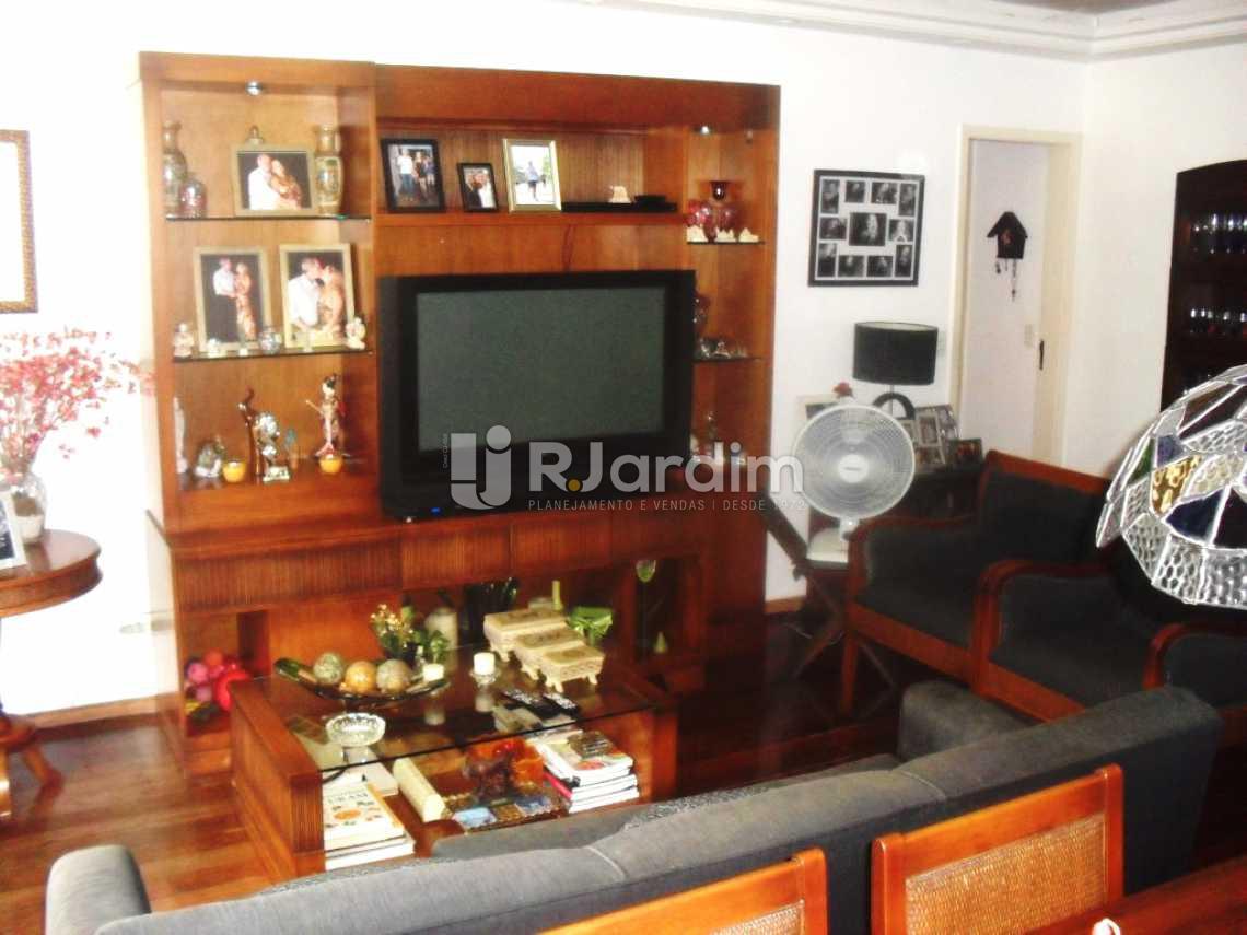 SALA 2ª AMBIENTE - Apartamento Padrão / Residencial / Humaitá / Zona sul / Rio de Janeiro RJ - LAAP30634 - 4
