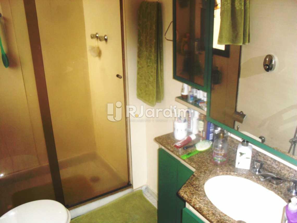 BANHEIRO - Apartamento Padrão / Residencial / Humaitá / Zona sul / Rio de Janeiro RJ - LAAP30634 - 11