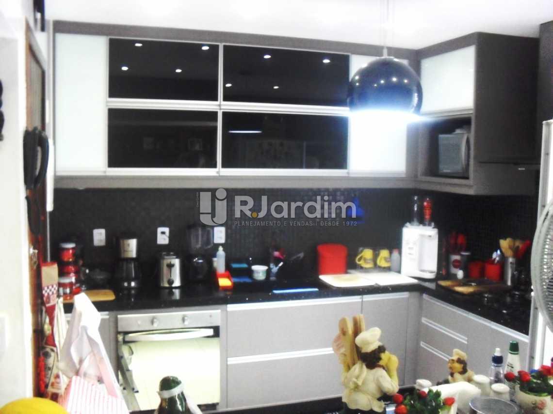 COZINHA AMERICANA - Apartamento Padrão / Residencial / Humaitá / Zona sul / Rio de Janeiro RJ - LAAP30634 - 9