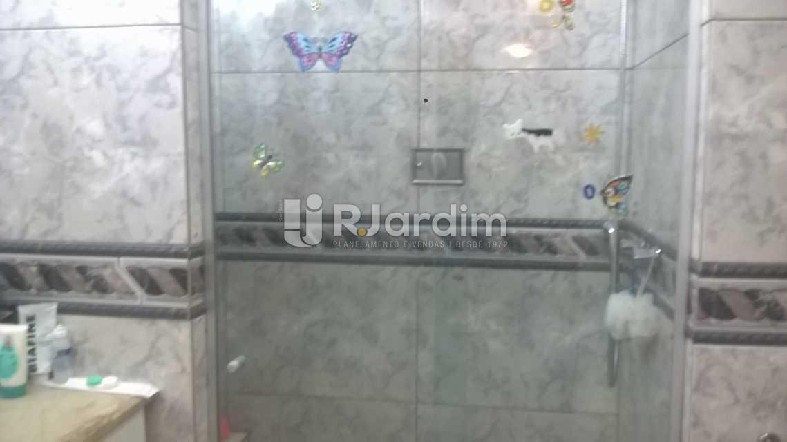 Banheiro Social2 - Apartamento Copacabana 4 Quartos Compra Venda Avaliação - LAAP40287 - 18