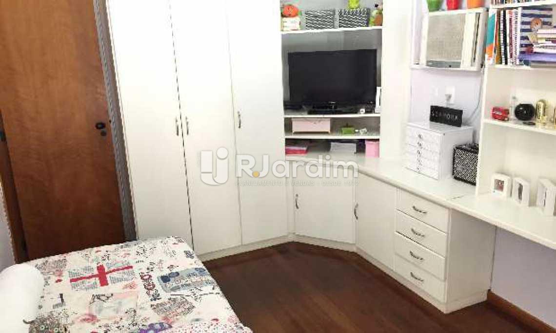 QUARTO  - Apartamento À VENDA, Botafogo, Rio de Janeiro, RJ - LAAP30640 - 8