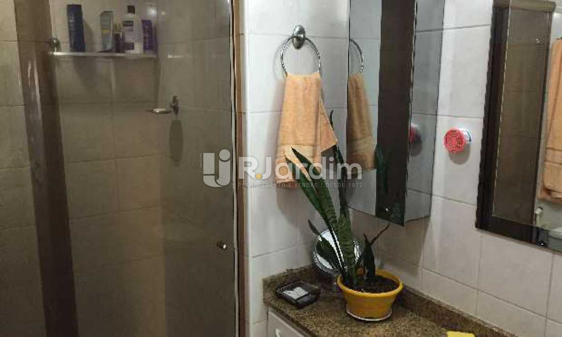 BANHEIRO SOCIAL - Apartamento À VENDA, Botafogo, Rio de Janeiro, RJ - LAAP30640 - 11