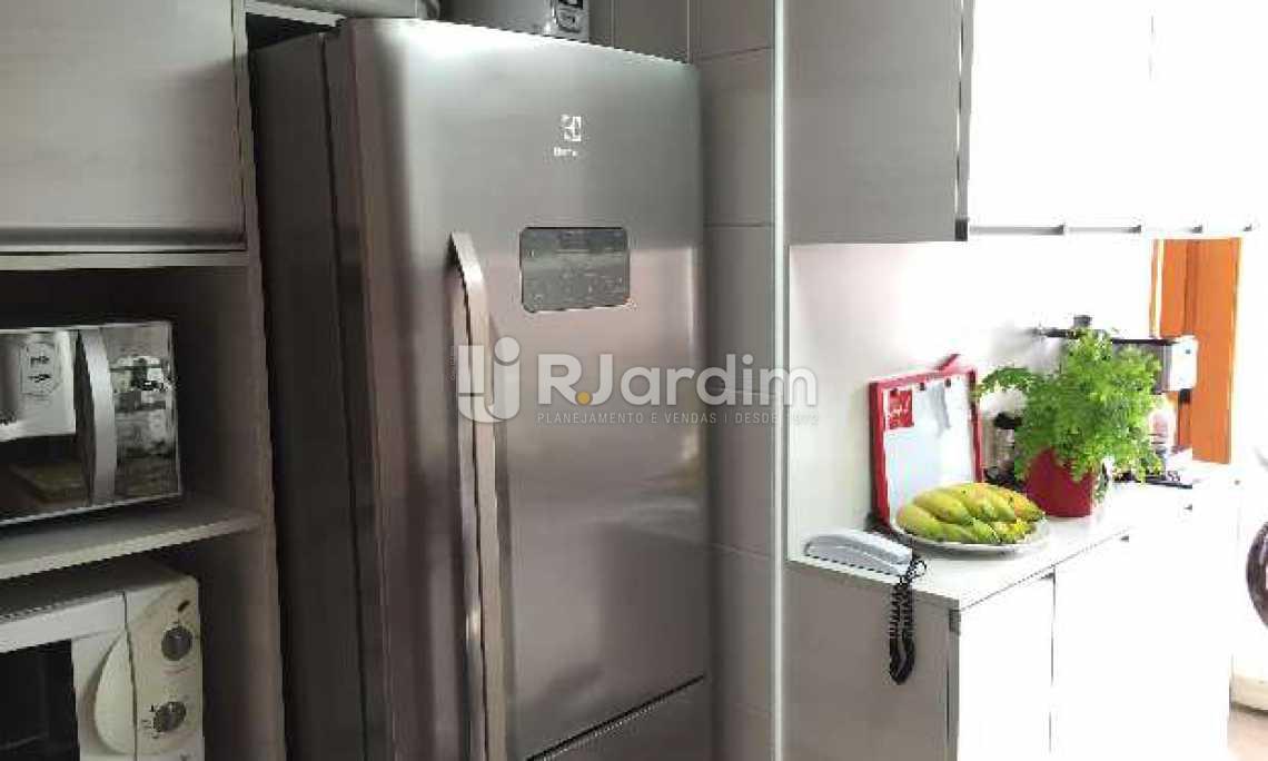 COZINHA - Apartamento À VENDA, Botafogo, Rio de Janeiro, RJ - LAAP30640 - 12